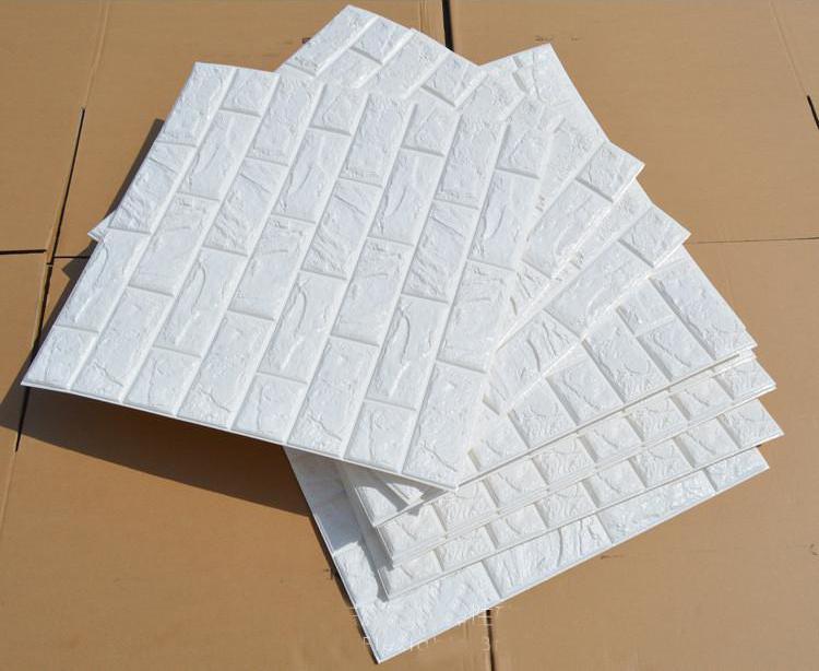 3D Foam Wall